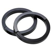 "Suspension - Circle Track - Axle Tube Retainer Clamps - Allstar Performance - Allstar Performance Axle Housing Retainer Clamp - 2-Piece - Steel - Fits 3"" Tube"