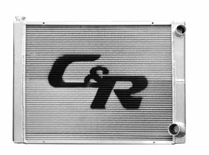 Radiators - C&R Racing Radiators - C&R Racing Double Pass Modified Radiators