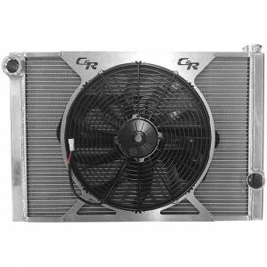 Radiators - C&R Racing Radiators - C&R Racing Double Pass Radiator Modules