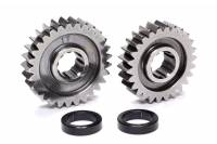 Sprint Car & Open Wheel - C&R Racing - C&R Racing Quick Change Gear Set - Contour Performance - 1.114 Spur Ratio - Set 12 - 10 Spline - 4.11 Ratios 4.58 / 3.68 - 4.86 Ratios 5.42 / 4.36 - Steel