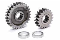 CLEARANCE SALE! - Drivetrain - Clearance - C&R Racing - C&R Racing Quick Change Gear Set - Contour Performance - 1.426 Spur Ratio - Set 32 - 10 Spline - 4.11 Ratios 5.86 / 2.90 - 4.86 Ratios 6.90 / 3.42 - Steel