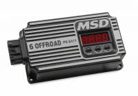 Ignition Systems - Ignition Boxes & Controls - MSD - MSD Digital 6 Off-Road Ignition