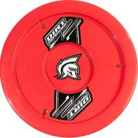Wheels and Tire Accessories - Dirt Defender Racing Products - Dirt Defender Gen II Universal Wheel Cover - Red