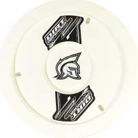 Wheels and Tire Accessories - Dirt Defender Racing Products - Dirt Defender Gen II Universal Wheel Cover - White
