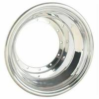 """Wheel Parts and Accessories - Wheel Halves - Weld Racing - Weld Wheel Shell - Outer - 15"""" x 11.25"""" - Aluminum - Polished"""