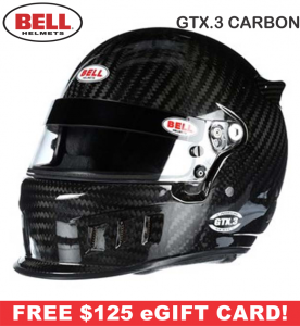 Bell GTX.3 Carbon Helmets - SALE $849.95 - SAVE $150