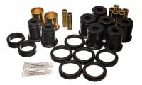Trailing Arm, Mounts & Bushings - Trailing Arm Bushings - Energy Suspension - Energy Suspension Rear Control Arm Bushings - Gray - Fits 73-75 Impala - Caprice (Must Use Existing Outer Shells, Except Station Wagon)
