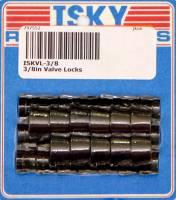 "Engine Components - Isky Cams - Isky Cams 7 Valve Locks - 3/8"" Diameter Valve Stems"