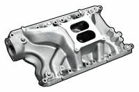 Intake Manifolds - SB Ford - Professional Products Intake Manifolds - SBF - Professional Products - Professional Products SB Ford 351W Typhoon Intake Manifold - Satin