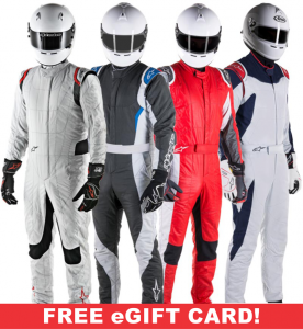 Safety Equipment - Racing Suits - Alpinestars Racing Suits