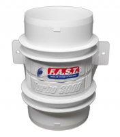 """FAST Cooling - Fresh Air Systems In Line Blower - 3"""" -140CFM"""