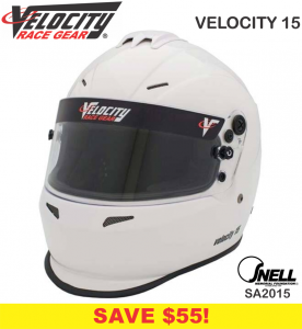 Velocity 15 Helmets - SALE $199.99 - SAVE $55