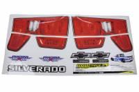 Five Star 2019 Chevy Silverado Tail ID Graphics Kit