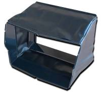 "Five Star Race Car Bodies - Five Star Bump N Run Air Duct - Fits Howe Radiator - Core Size 27-1/4"" x 18-1/2"" - Image 2"