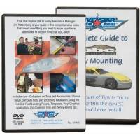 Installation Accessories - Body Installation Videos - Five Star Race Car Bodies - Five Star Body Mounting DVD