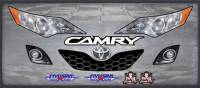 Five Star Race Car Bodies - Five Star Toyota Camry Nose Only Graphics Kit - Image 2