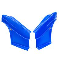 Five Star Race Car Bodies - Fivestar MD3 Evolution Nose and Fender Combo Kit - Mustang - Chevron Blue - Image 3