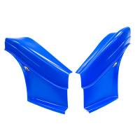 Five Star Race Car Bodies - Fivestar MD3 Evolution Nose and Fender Combo Kit - Fusion - Chevron Blue (Flat RS Fender) - Image 3