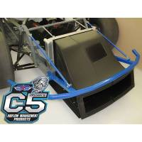 Body & Exterior - Radiator Air Ducts - Five Star Race Car Bodies - Five Star C5 Plastic Radiator Duct