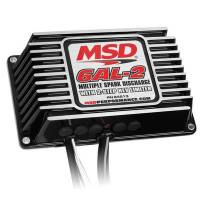 Ignition Systems - Ignition Boxes & Controls - MSD - MSD 6AL-2 Ignition Control - Black