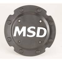 Distributors Parts & Accessories - Retainers - MSD - MSD Wire Retainer - Replacement - Pro Cap - Black