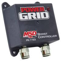 Turbocharger Parts & Components - Turbocharger Boost Controllers - MSD - MSD Power Grid Boost/Timing Control Module