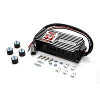Sprint Car & Open Wheel - MSD - MSD Pro Mag 44 Amp Electronic Points Box with Rev Limiter - Black