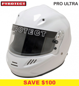Helmets - Shop All Full Face Helmets - Pyrotect Pro Ultra Helmets - SALE $379 - SAVE $100
