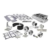 The Blower Shop - The Blower Shop SBC Intake & 671 Drive Accessory Kit 2V