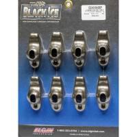 Engine Components - Elgin Industries - Elgin Industries SBC Rocker Arms (8pk) 1.6 Ratio 7/16 Stud