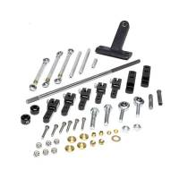 Throttle Linkage - Sprint Car Throttle Linkage Kits - Enderle - Enderle BBC Tunnel Ram Linkage