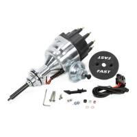 Distributors, Magnetos, and Crank Triggers - NEW - Distributors - NEW - Crane Cams - Crane Cams XDI EZ-Run Distributor BBM B 383-400