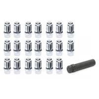 Hardware and Fasteners - Gorilla Automotive Products - Gorilla Automotive 20 Lugnuts 12mm x 1.5 Small Diameter