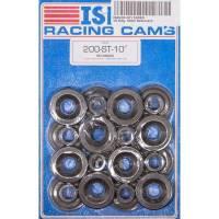 Isky Cams - Isky Cams 10 Deg. Steel Retainers
