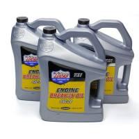 Lucas Racing Oil - Lucas High Zinc Engine Break-In Oil - Lucas Oil Products - Lucas Oil Products Petroleum Break In Oil Case 3 x 5 Quart Bottle
