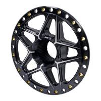 Wheel Parts and Accessories - Wheel Centers - Ti22 Performance - Ti22 Splined Wheel Center - Black