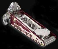 Brunnhoelzl Racing - Brunnhoelzl 3 Pump Pro Series Jack - Red - Image 2