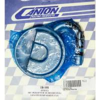 Oil Pumps and Components - Oil Pump Pickups - Canton Racing Products - Canton Marine Oil Pump Pickup - Stock Replacement For (18-100/18-100T) Pans w/ SB ChevyPumps