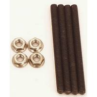 "Air & Fuel System - Canton Racing Products - Canton Carburetor Mounting Stud Kit - 4"" Long - 5/16""-18 Set Screw Style Studs."