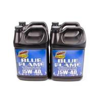 Oil, Fluids & Chemicals - Champion Brands - Champion ® 15w-40 Blue Flame® High Performance Synthetic Blend Diesel Engine Oil - 1 Gallon (Case of 4)