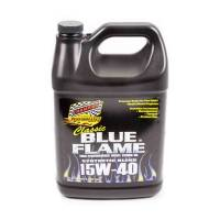 Oil, Fluids & Chemicals - Champion Brands - Champion ® 15W-40 Classic Blue Flame® Synthetic Blend Heavy Duty Diesel Engine Oil - 1 Gallon