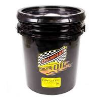 Oil, Fluids & Chemicals - Champion Brands - Champion ® 0w-20 Full Synthetic Racing Oil - 5 Gallon