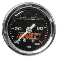 FAST - Fuel Air Spark Technology - FAST Fuel Pressure Gauge Kit - LSX 0-100 psi - Image 2
