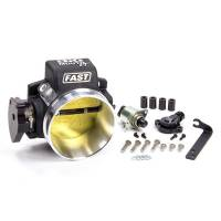 Air & Fuel System - FAST - Fuel Air Spark Technology - FAST Chrysler Hemi Big Mouth LT Throttle Body™ 87mm with IAC & TPS
