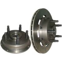 Hubs & Bearings - Ford Granada Hubs - Howe Racing Enterprises - Howe Replacement Hub (Only)
