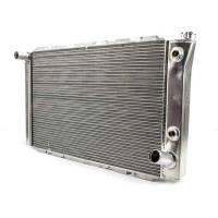 "Cooling & Heating - Howe Racing Enterprises - Howe Aluminum Late Model Radiator w/ Heat Exchanger - Chevy -19"" x 32"" x 3"""