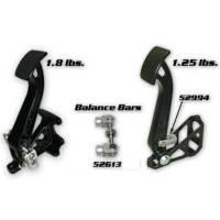 Brake Pedal Assemblies - Pedal Assemblies - Howe Racing Enterprises - Howe Floor Mount Brake Pedal