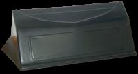 Howe Racing Enterprises - Howe Modified Duct Work System Inlet Valance - Black - Image 2