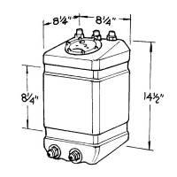 Jaz Fuel Cells - Jaz Products Pro Modified Fuel Cells - Jaz Products - Jaz 3 Gallon Pro Drag Fuel Cell