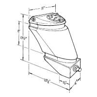 Air & Fuel System - Jaz Products - Jaz 3 Gallon Flow Max Cell